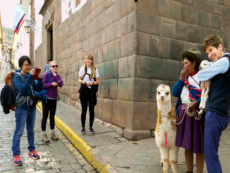 cusco city walking tours