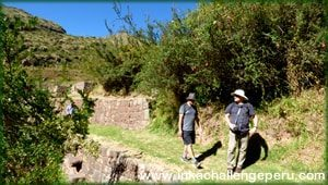 cusco day hikes tipon