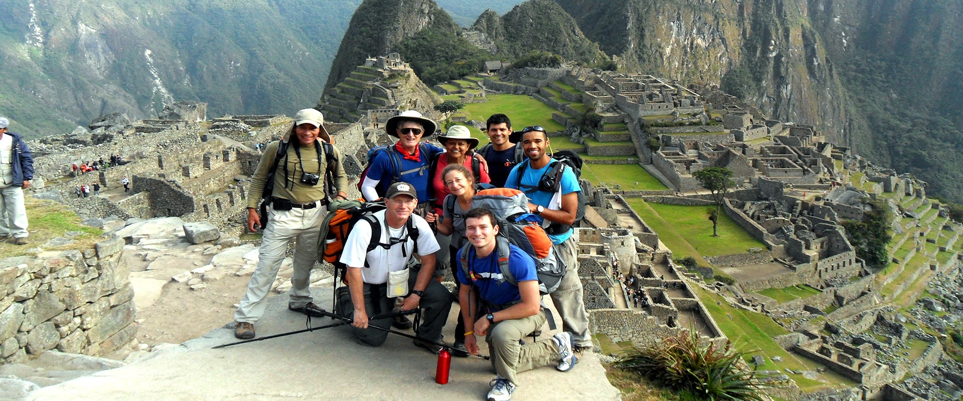 guided machu picchu tour