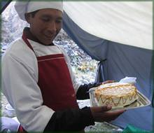 Peru Trekking Cook