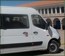 cusco tourist transport