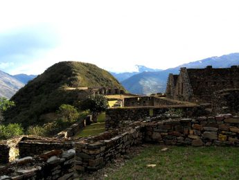 Choquequirao sunset trek