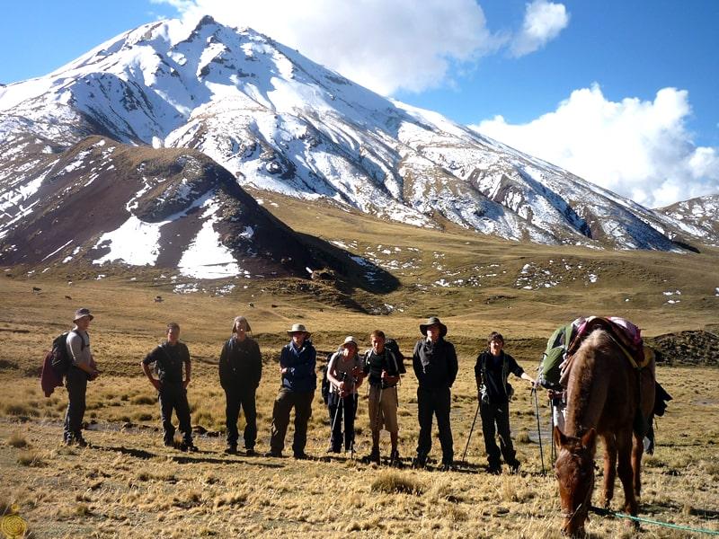 complete inca trail tour