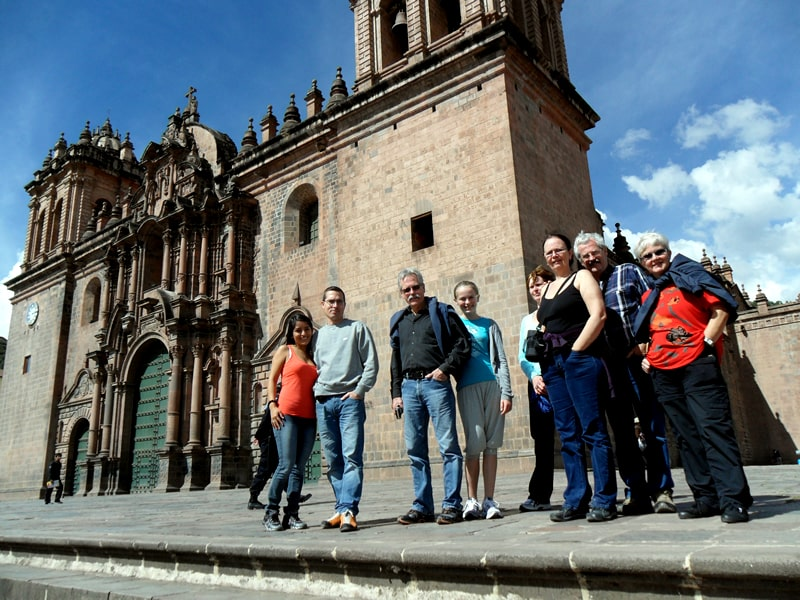 cusco city day tour
