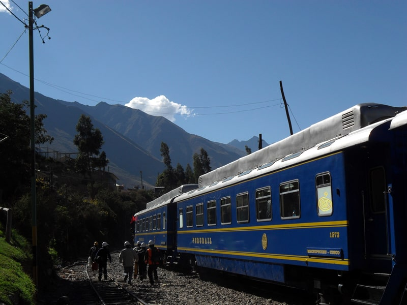 machu picchu train tickets