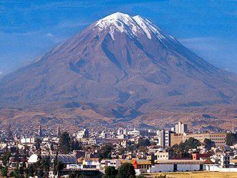 Misti Volcano Trek