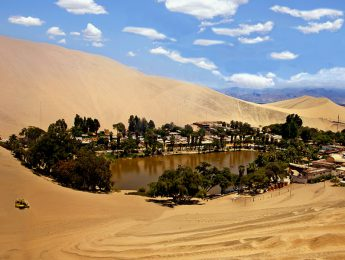 Oasis Huacachina Sand Boarding
