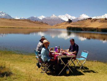 Peruvian Andes Trekking