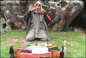 shaman peru