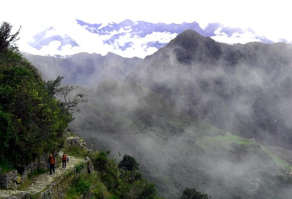 short inca trail hike
