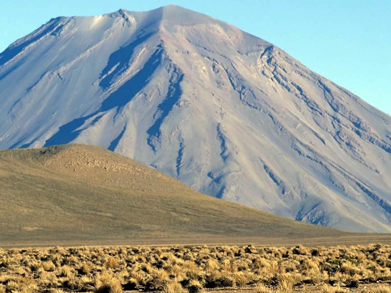 volcano misti peru